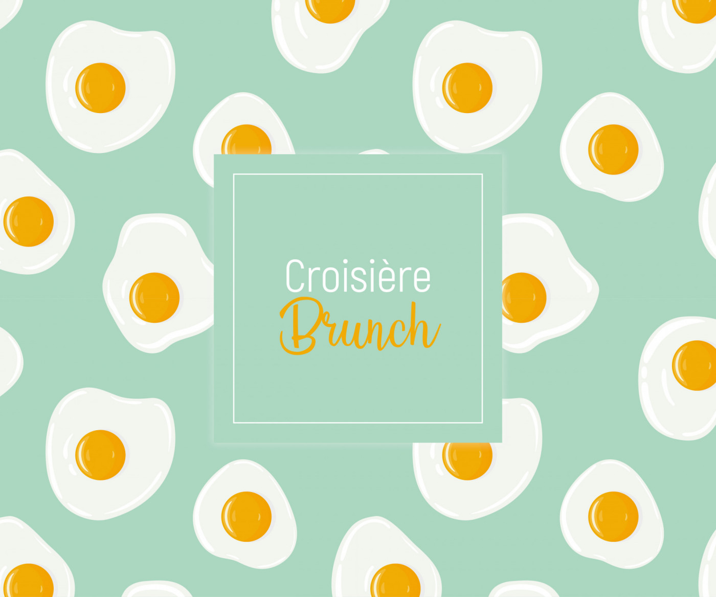 Croisiere brunch visuel