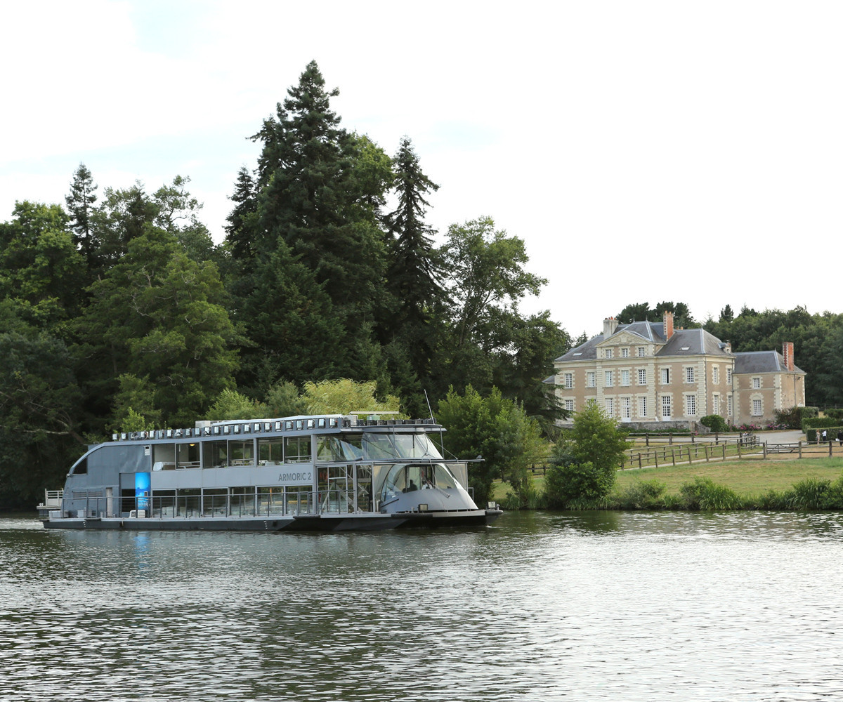 Promenade en bateau - Nantes