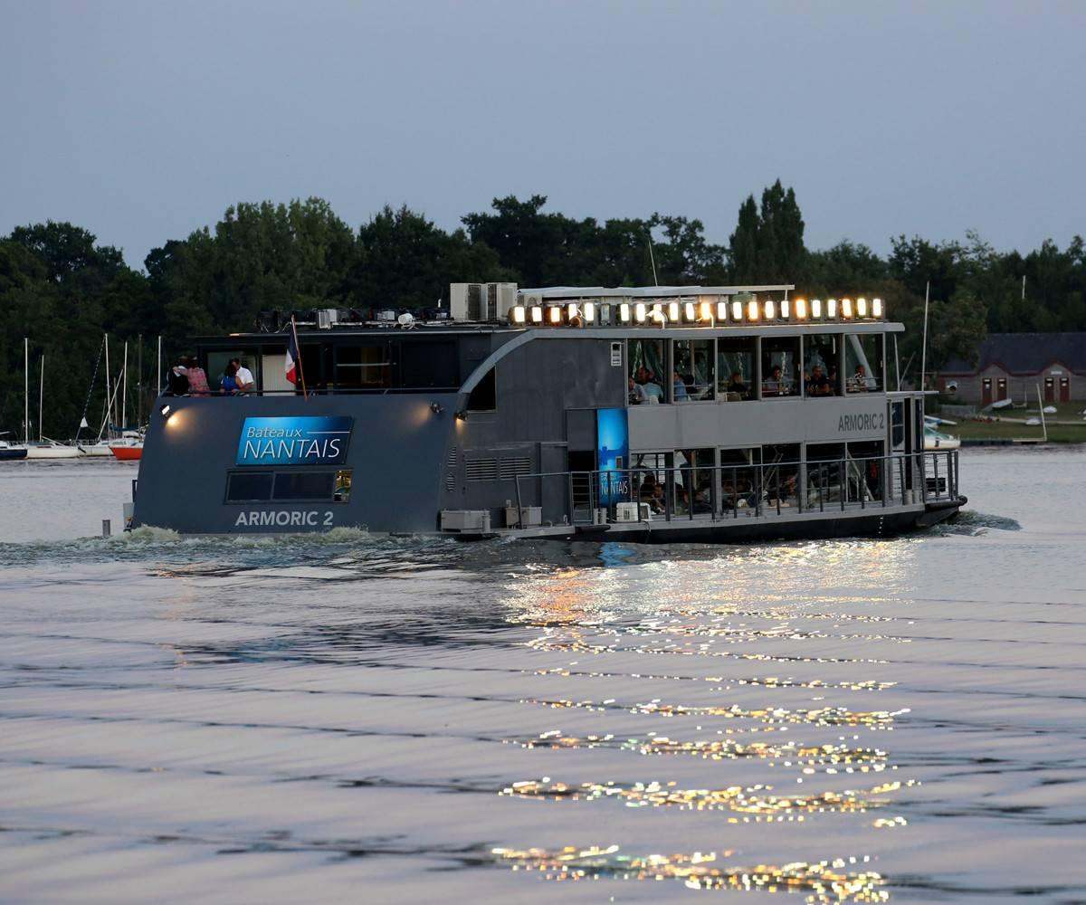 restaurant atypique à Nantes